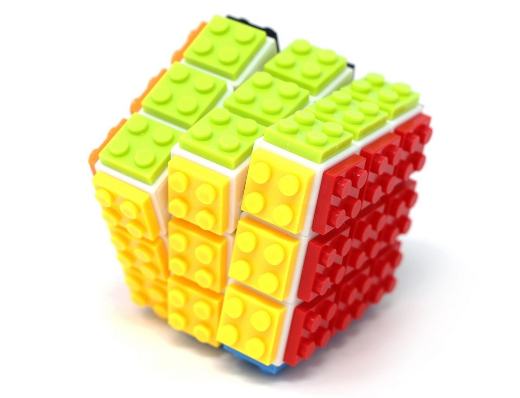 3X3X3 BLOCK CUBE