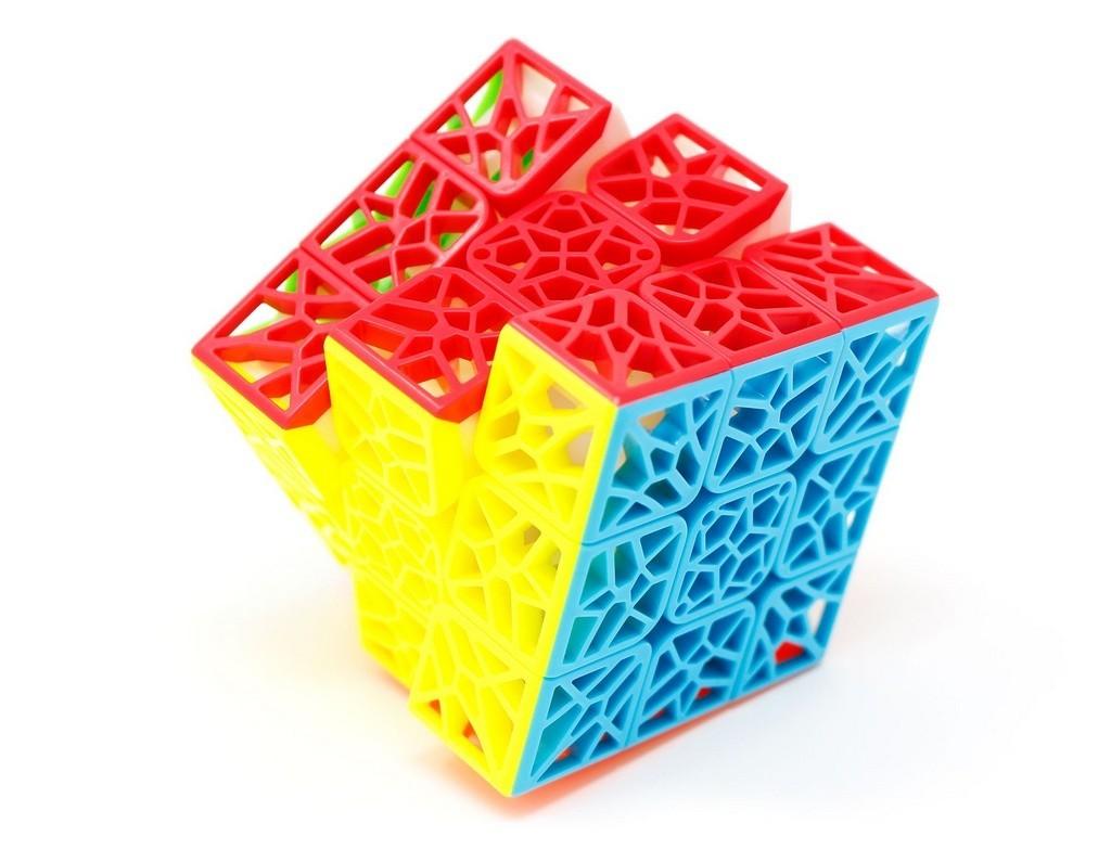 3X3X3 DNA CUBE