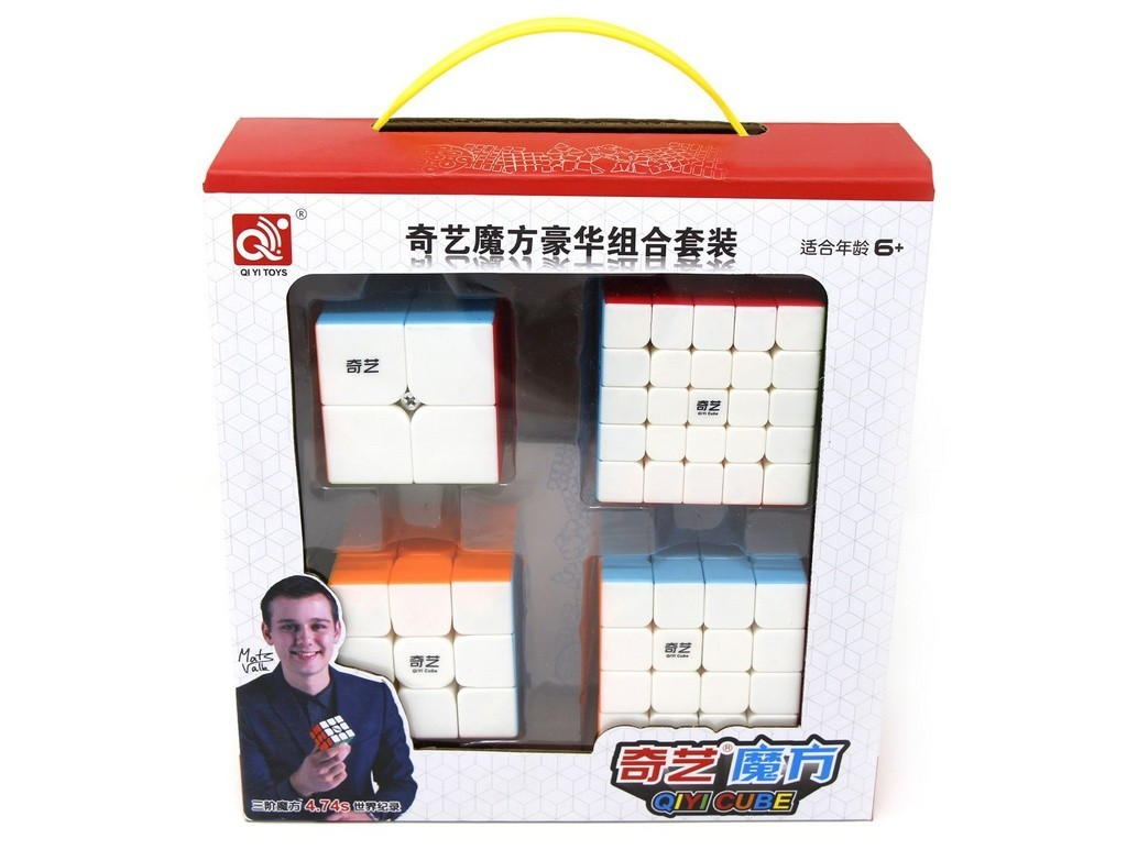 BOX KIT 2X2 3X3 4X4 5X5 COLOR