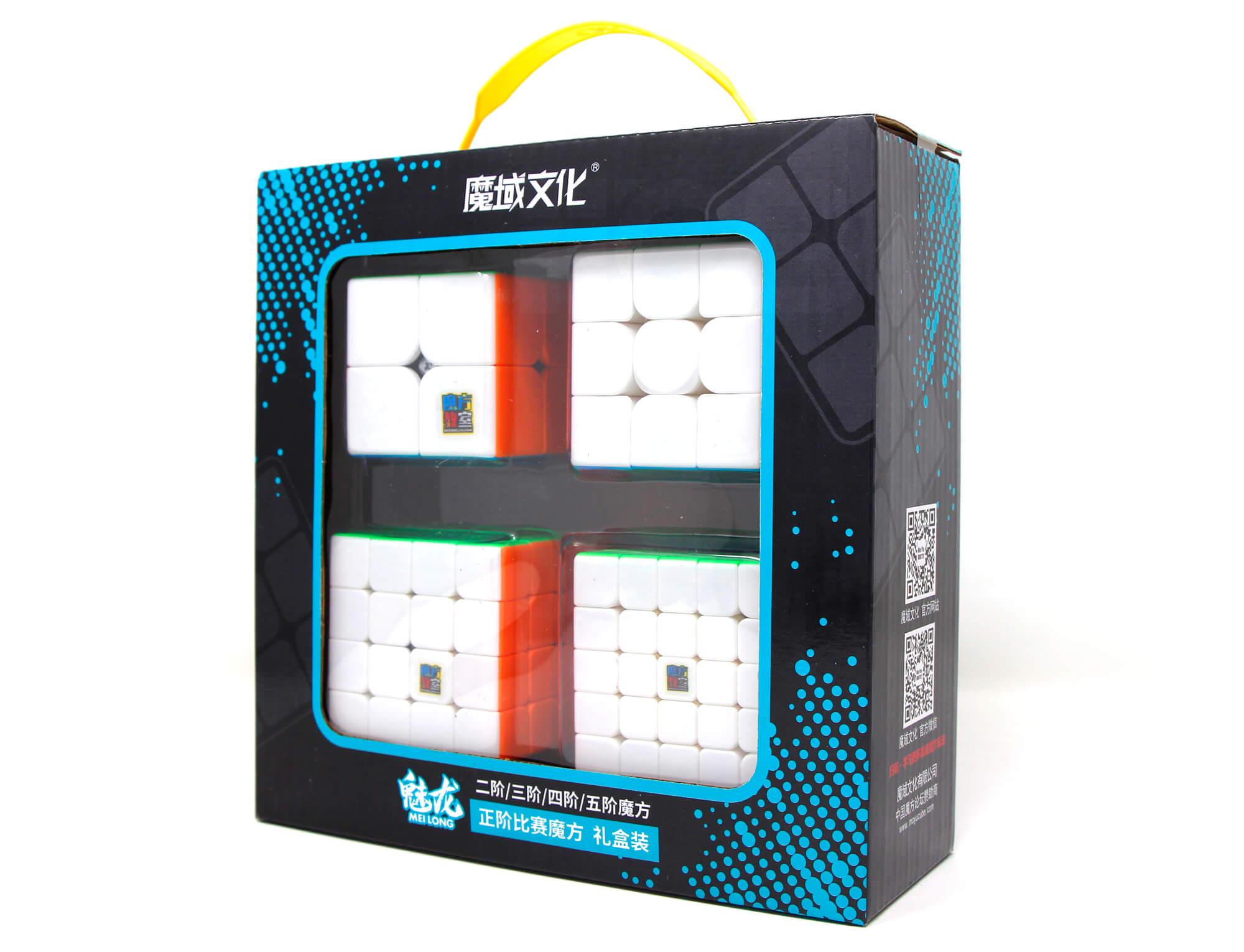 BOX KIT 2X2 3X3 4X4 5X5 MOYU COLOR