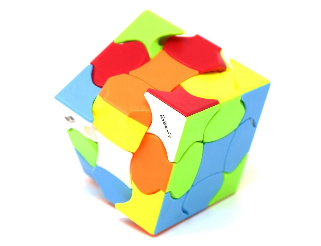 CUBO FLUFFY COLOR