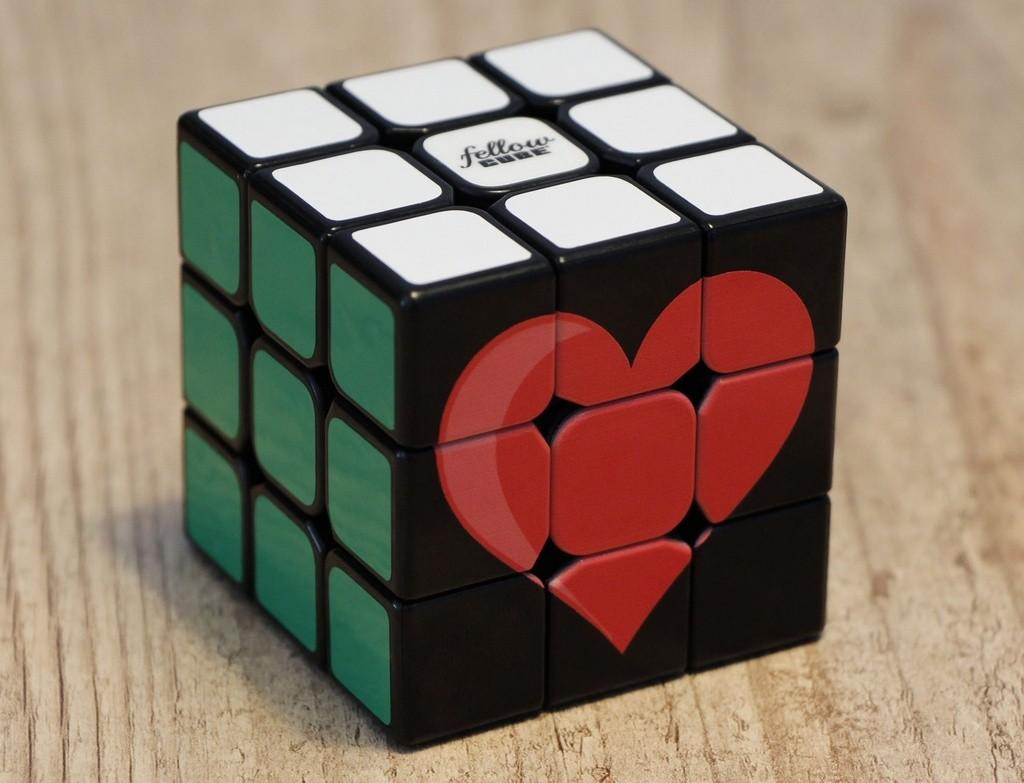 #PROJETO LOVE CUBE