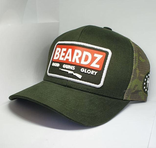 Boné B1024 - Beardz Outdoors