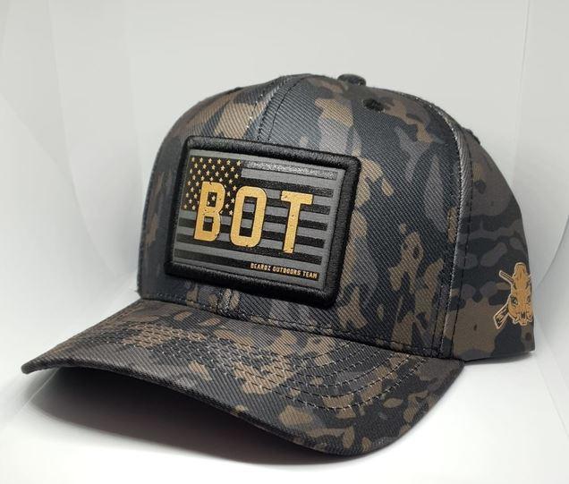 Boné B1048 - Beardz Outdoors