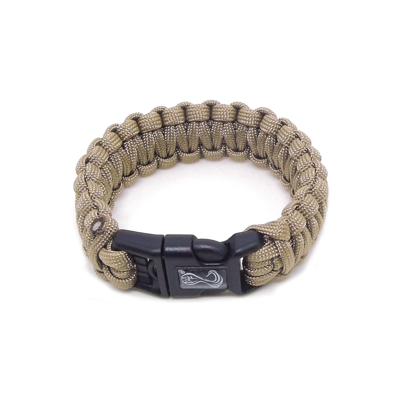 Bracelete Tactical - Cobra Equipment