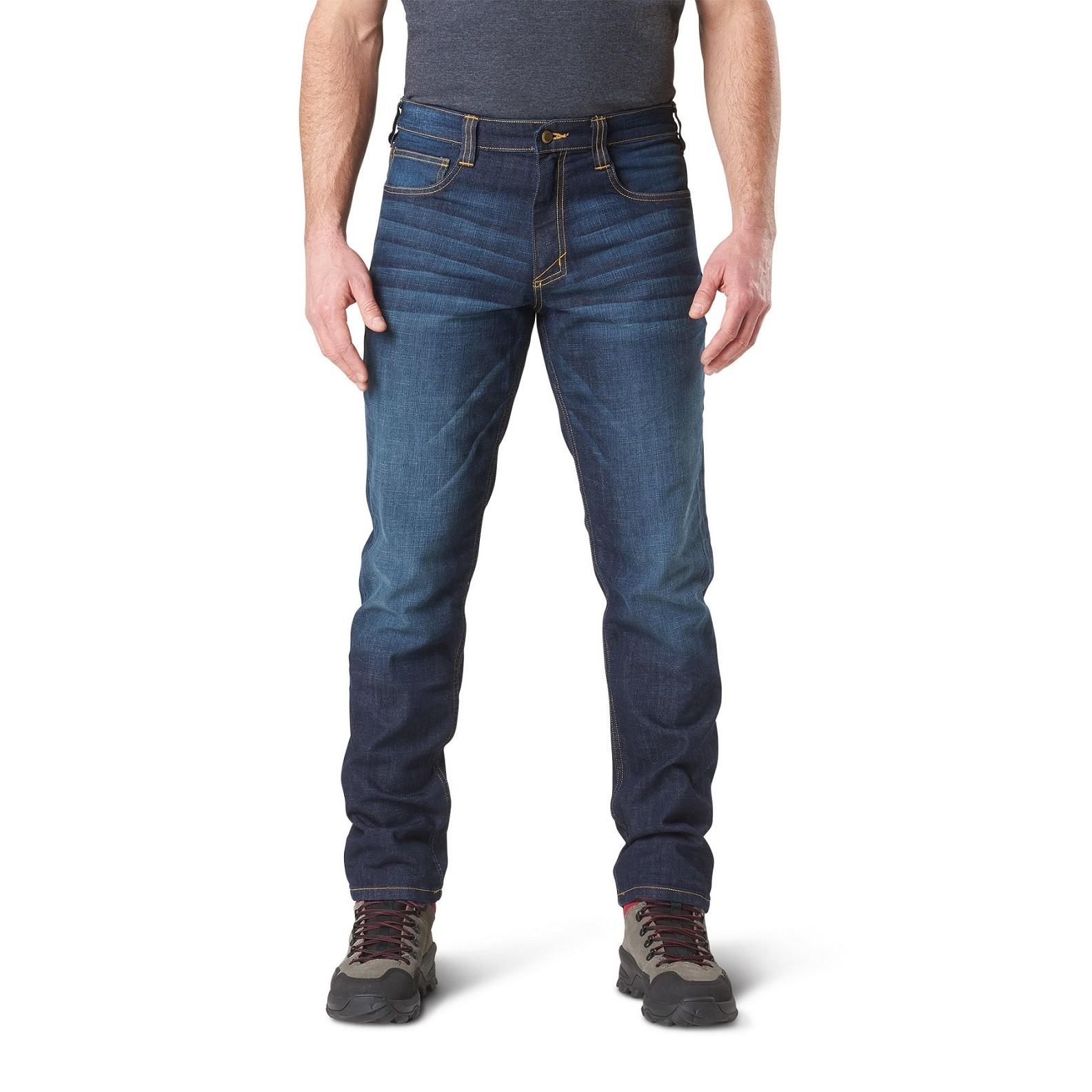 Calça Defender Flex - Jeans Slim - 5.11