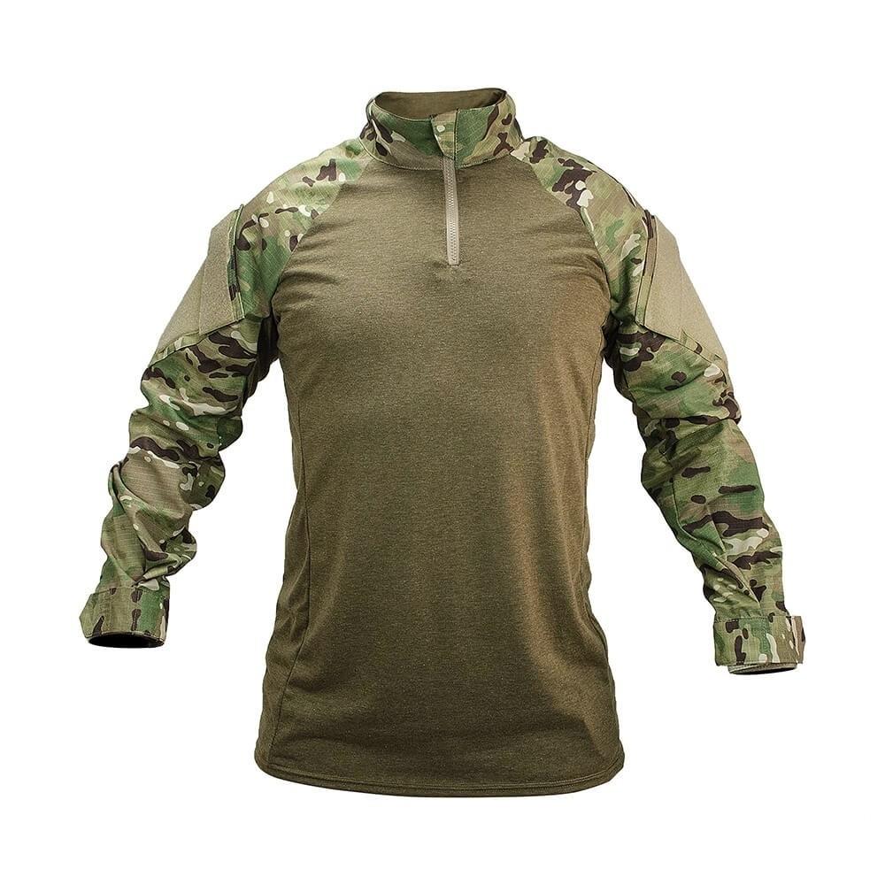 Camisa Combat Shirt 711 - Multicam Nacional - For Honor