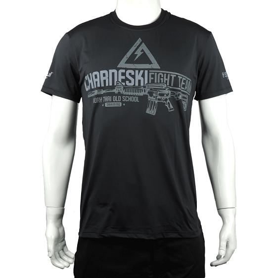 Camiseta Charneski Fuzil - Charneski