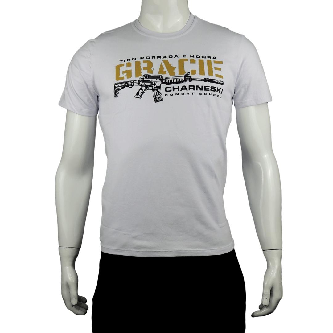 Camiseta Gracie - Charneski