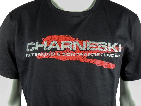 Camiseta Retenção e Contra Retenção - Charneski
