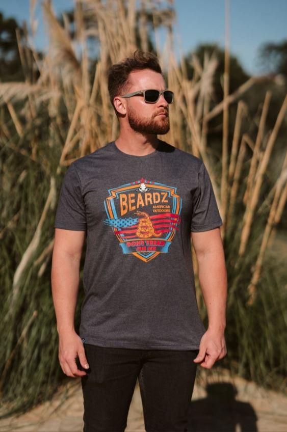 Camiseta TS47 - Beardz Outdoors