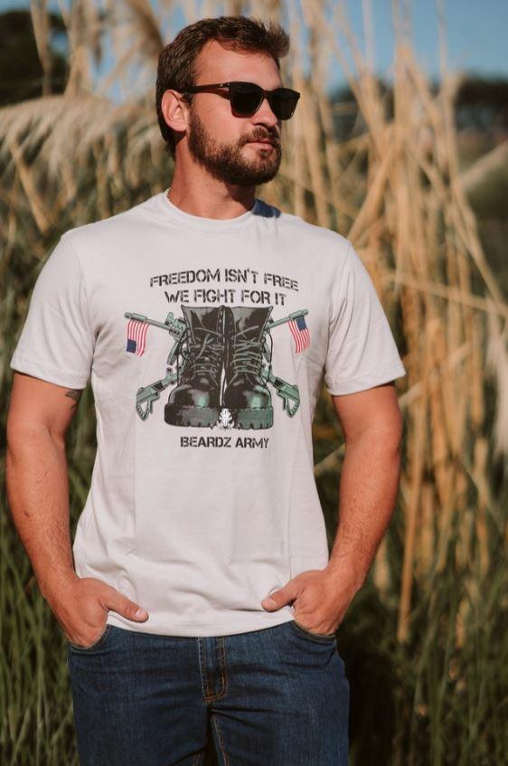 Camiseta TS49 - Beardz Outdoors