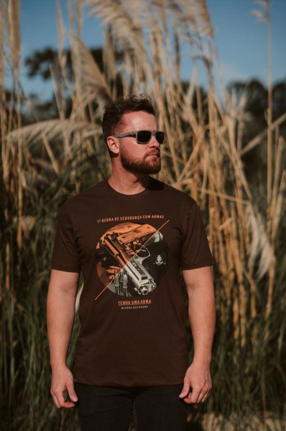 Camiseta TS50 - Beardz Outdoors