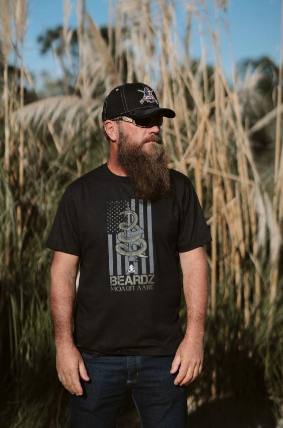 Camiseta TS70 - Beardz Outdoors