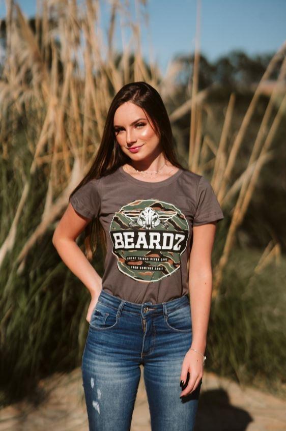Camiseta TS86 - Beardz Outdoors