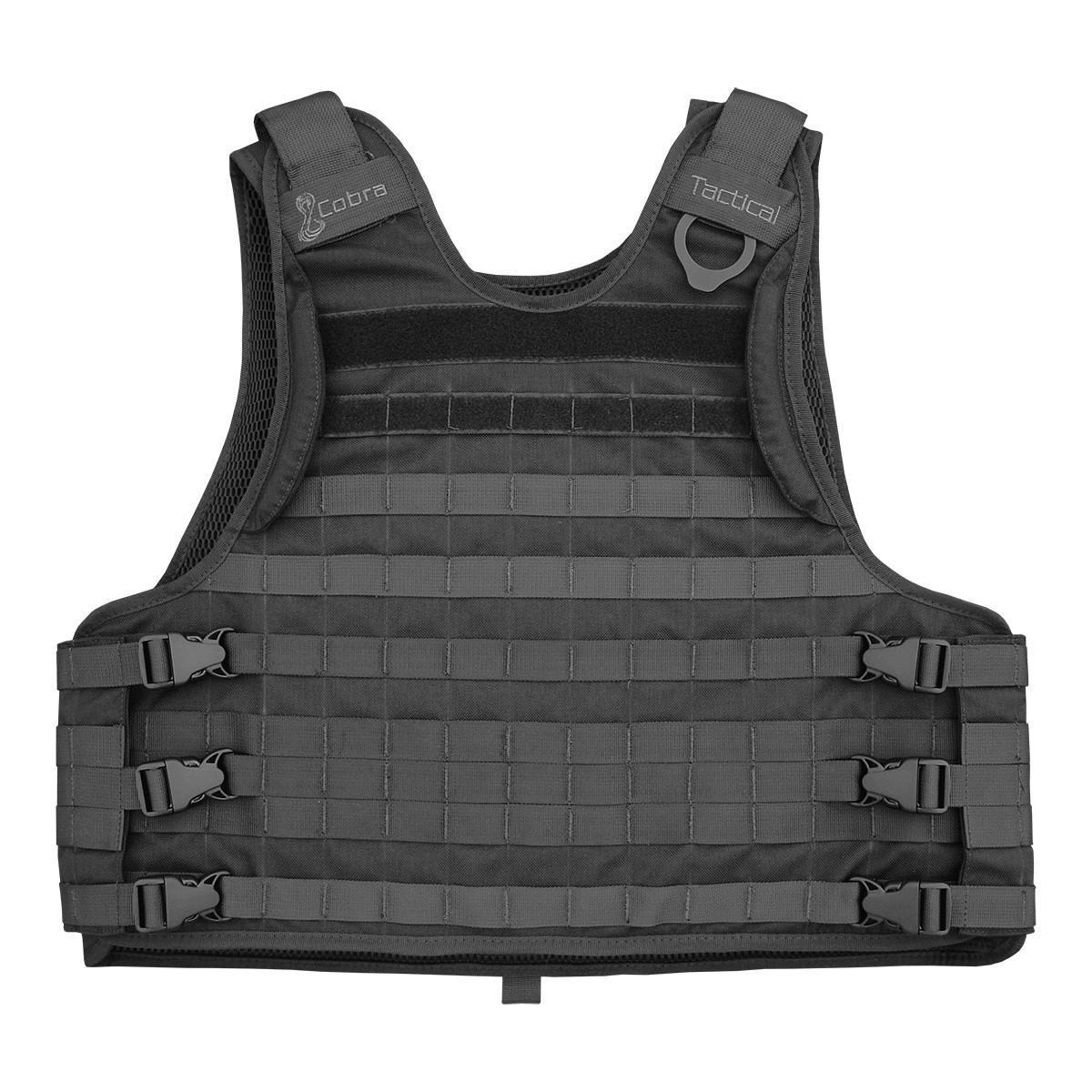 Colete Tactical - Cobra Equipment