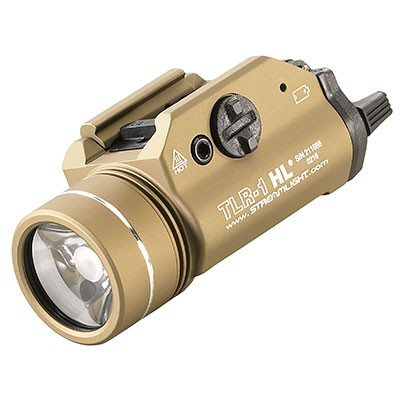 Lanterna TLR1 HL - FDE - Streamlight