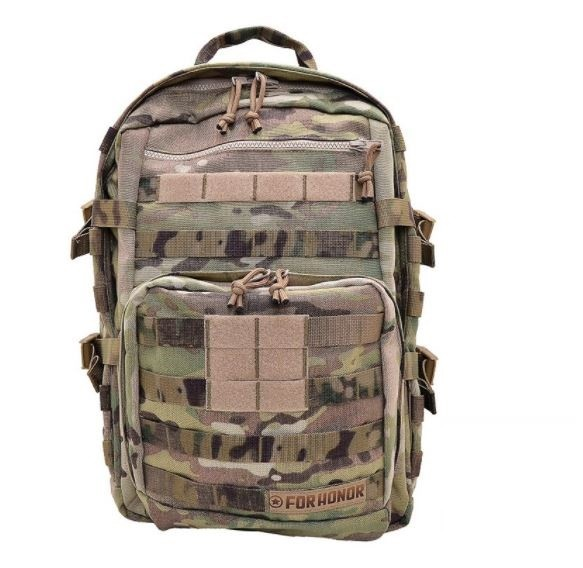 Mochila Assault Modular 24 Litros - Multicam - For Honor
