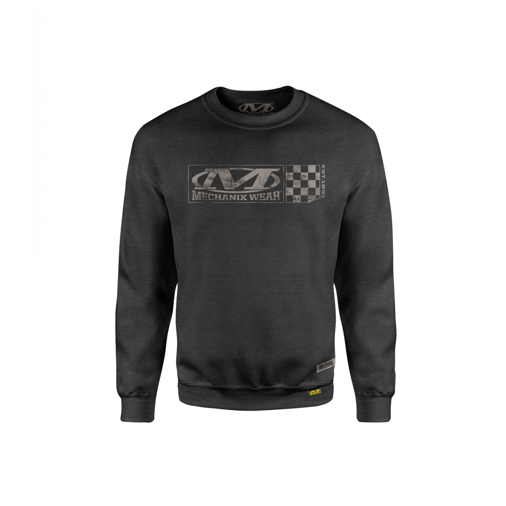 Moletom Velocity Crew Sweatshirt - Mechanix