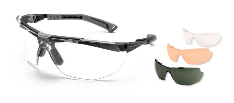 Óculos Balístico 5X1 Completo - Univet