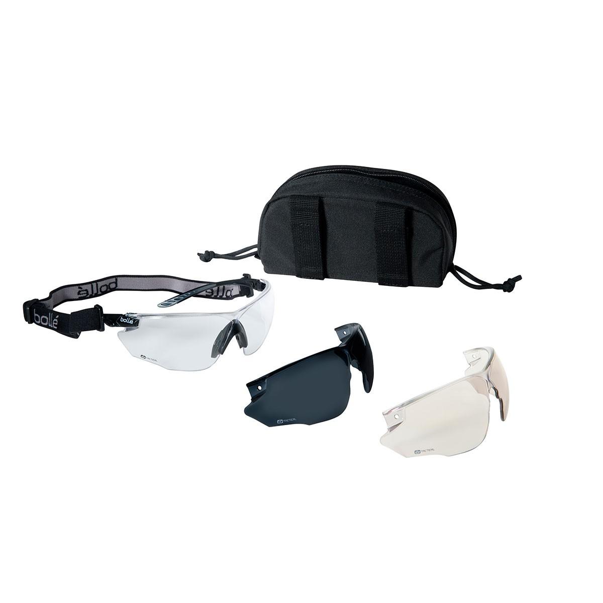 Óculos Combat Kit - Bollé Tactical