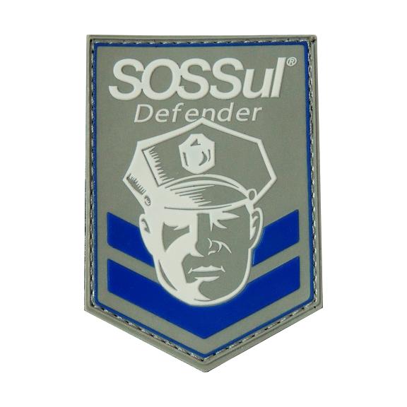 Patch Brasão - SOS Sul Defender