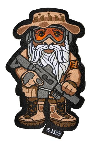Patch Marine Recon Gnome - 5.11