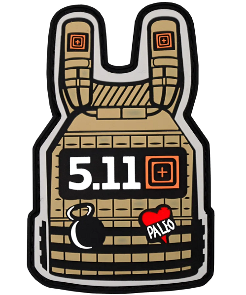 Patch Plate Carrier - 5.11