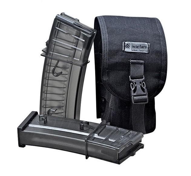 Porta Carregador 2X G36 - Warfare