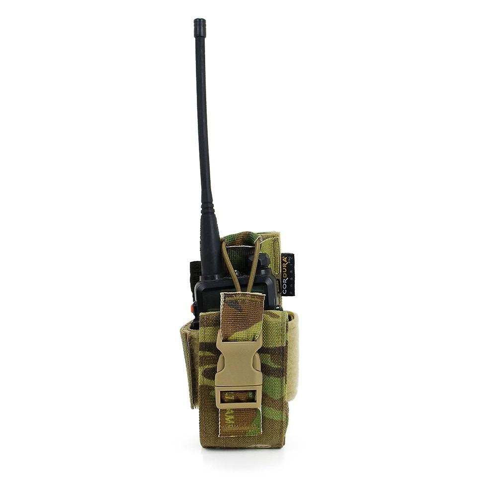 Porta Rádio - Multicam - For Honor