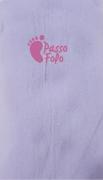 MEIAS DE SEDA LILÁS CANDY - PASSO FOFO