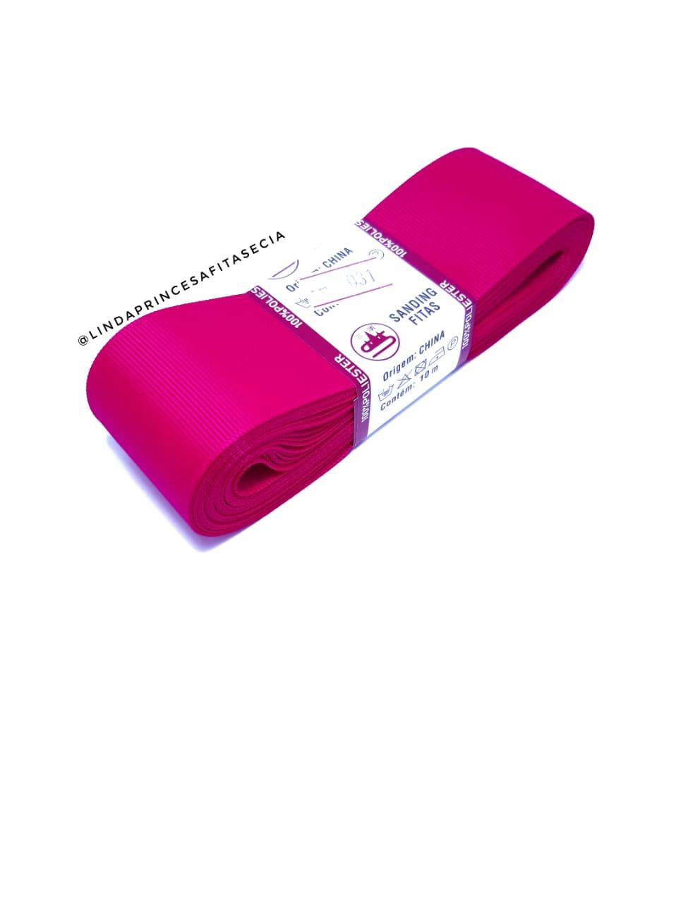 FITA SANDING 38 mm - Cor: 031 Pink.