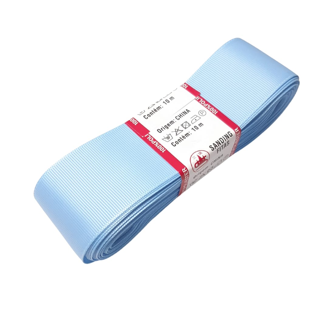 FITA SANDING - Cor: 180 Azul Frozen