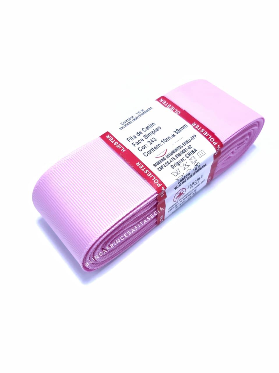 FITA SANDING - Cor: 243 Rosa Iogurte