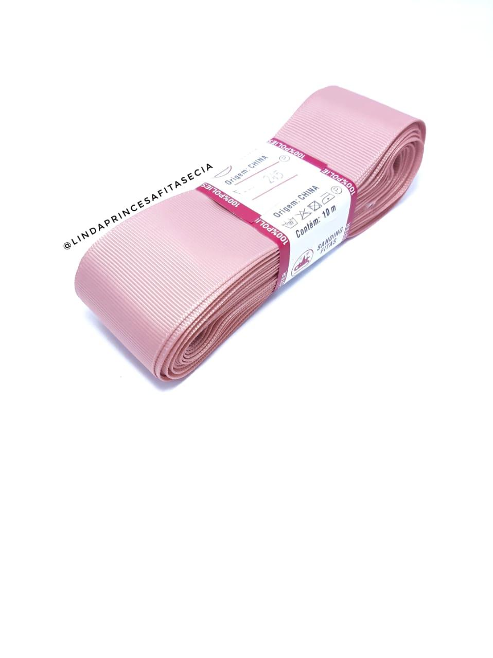 FITA SANDING - Cor: 245 Rosa Millenium