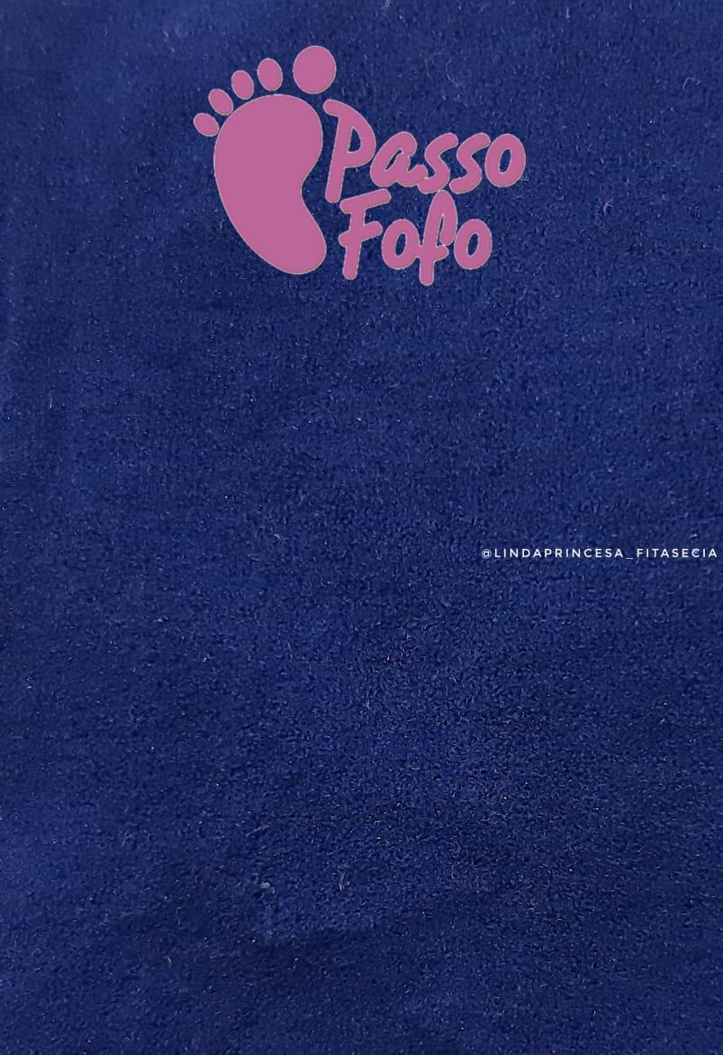 MEIAS DE SEDA MARINHO - PASSO FOFO