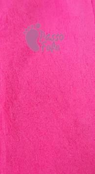 MEIAS DE SEDA ROSA PINK - PASSO FOFO