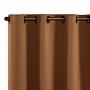 Cortina Blackout Pvc com Voil Tecido 2,8 M X 2,3 M em 4 Opções de Cores - Casa Dona