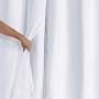 Cortina Blackout Pvc com Voil Tecido 2,8 M X 2,8 M em 4 Opções de Cores - Casa Dona