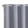 Cortina Blackout Pvc com Voil Tecido Xadrez 2,00 M X 1,40 M em 4 Opções de Cores - Casa Dona