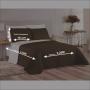 Kit: 1 Cobre Leito Queen + 2 Porta Travesseiros Dupla Face em 5 Cores - Casa Dona