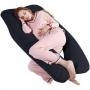Travesseiro para Gestante Mamãe e Bebê Aconchego Casa Dona