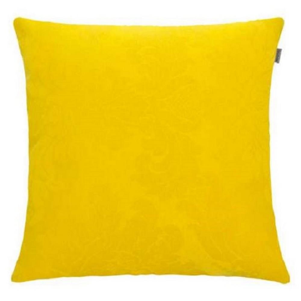 Capa Para Almofada Adomes Verona Lisa 45X45Cm Amarelo