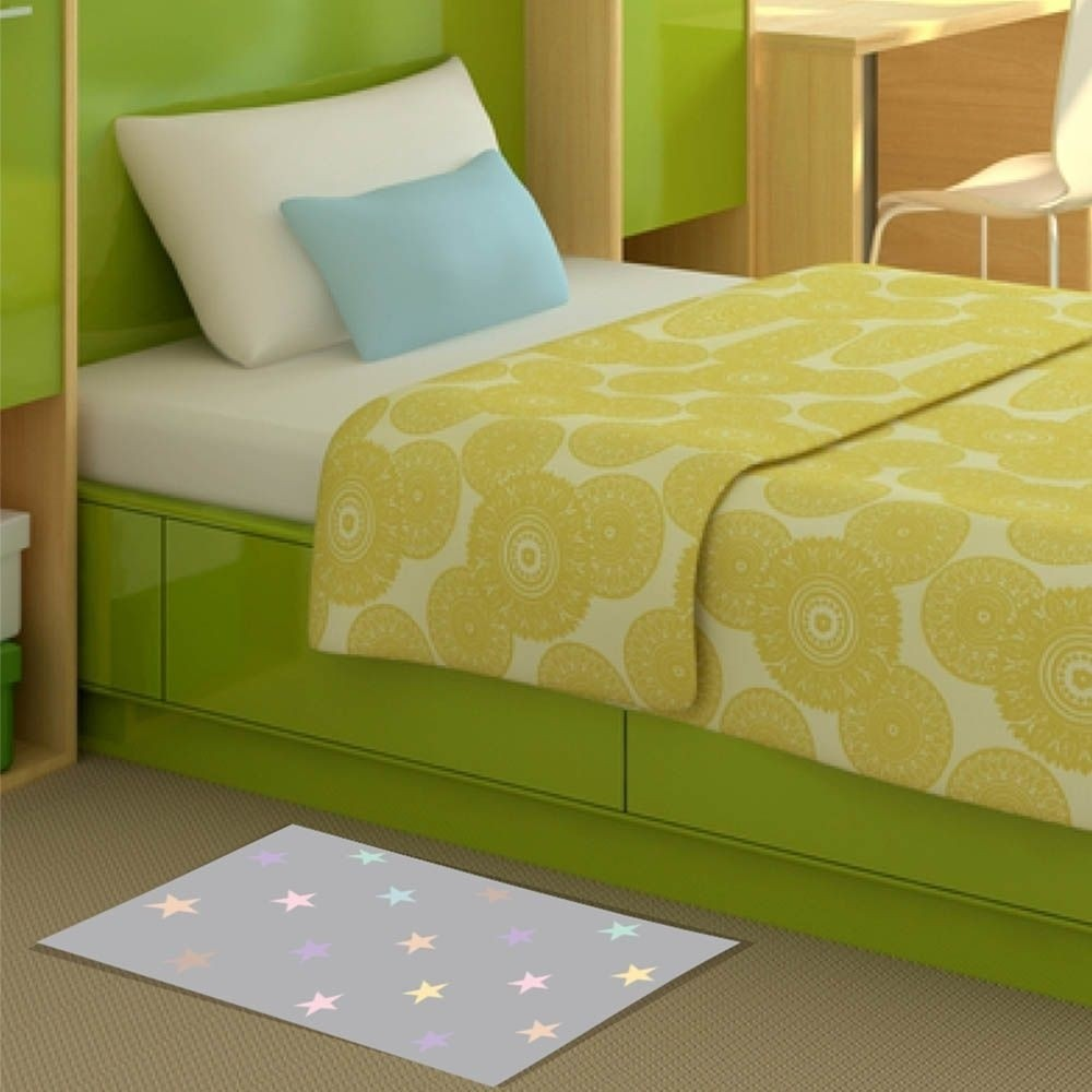 Capacho Star Color Casa Dona Antiderrapante 45X75 Cm