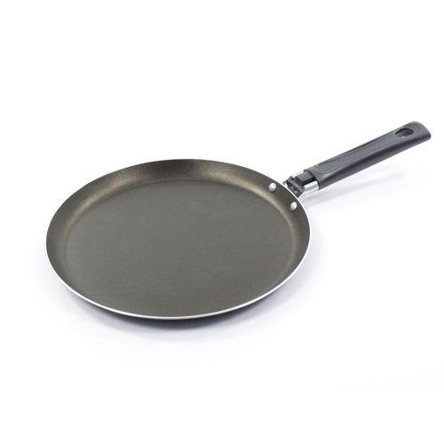 Frigideira para Tapioca e Panqueca: Antiaderente + Espátula - Casa Dona
