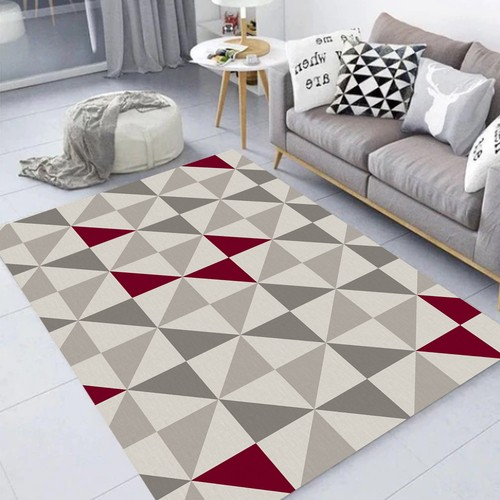 Tapete Standard Geométrico para Sala Casa Dona