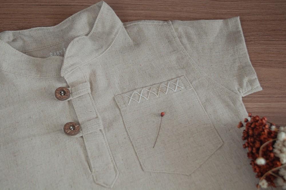 Camisa Preta 001
