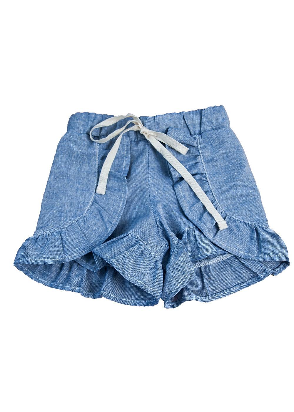 Short Bossa Azul