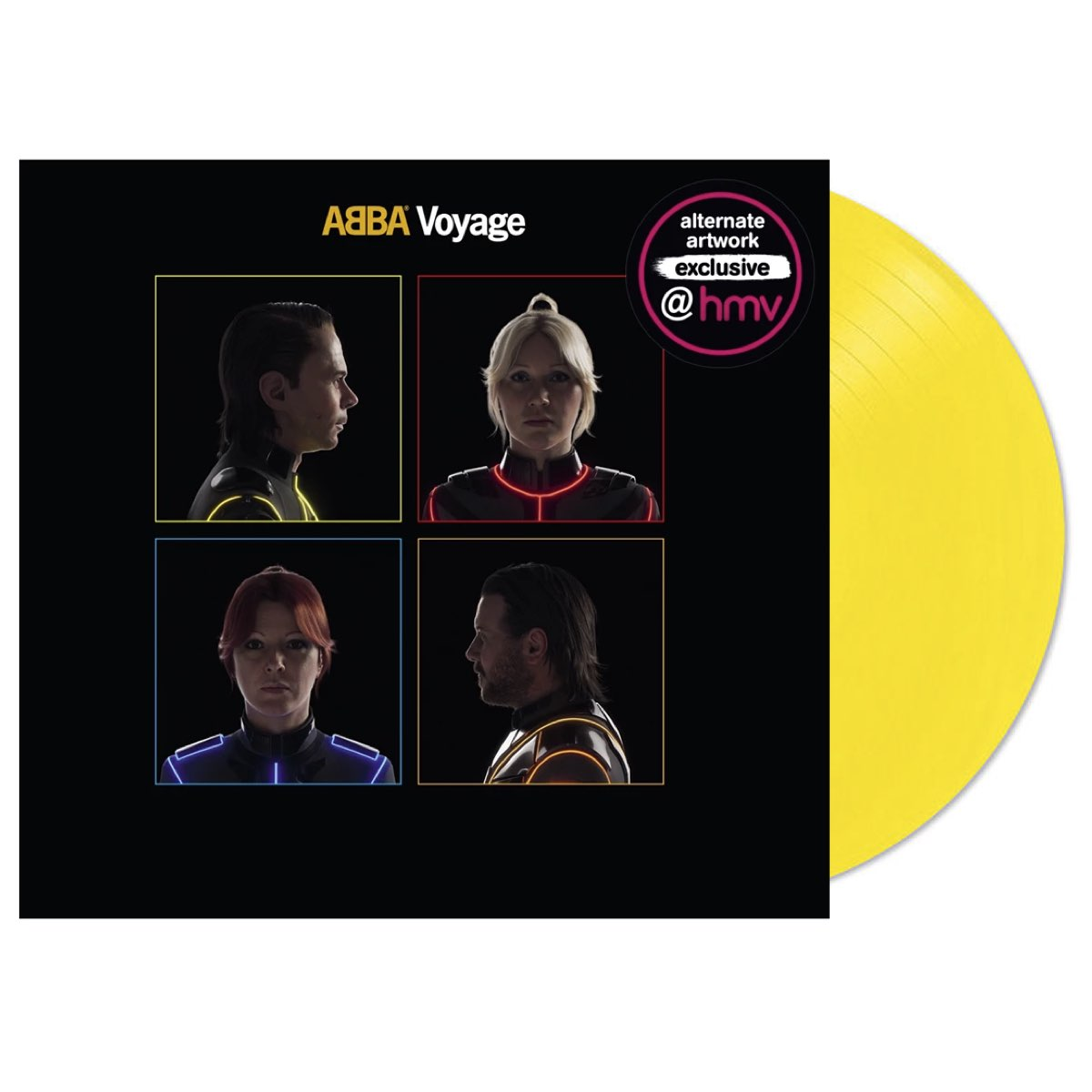 ABBA - Voyage [HMV Exclusive] Yellow Vinyl
