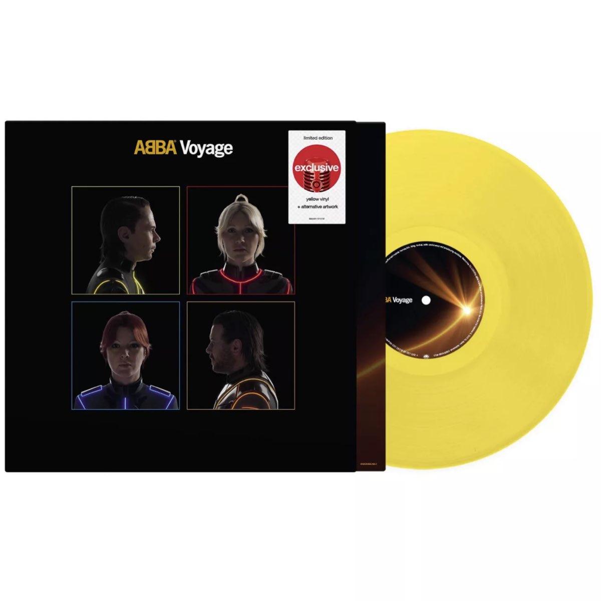 ABBA - Voyage [Target Exclusive] Yellow Vinyl